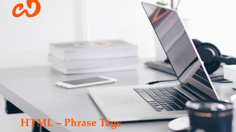Phrase Tags in HTML