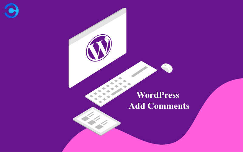 How to add new comments in WordPress