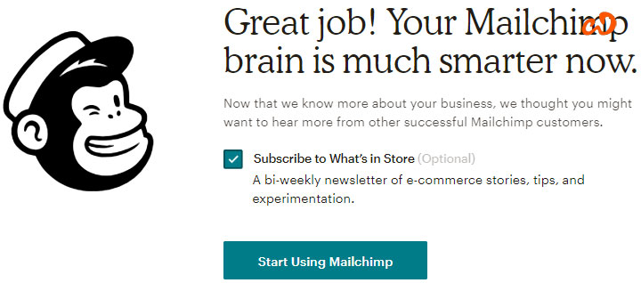 Integrate MailChimp to WooCommerce