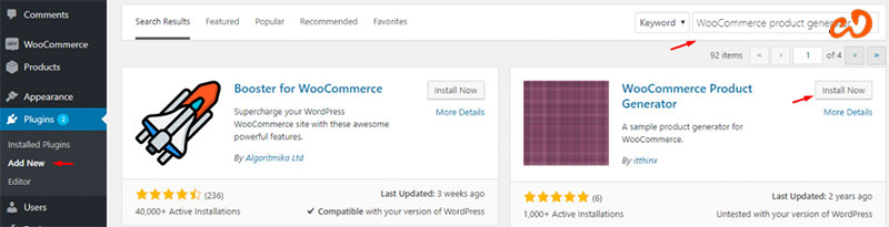 load WooCommerce Stores in 170ms