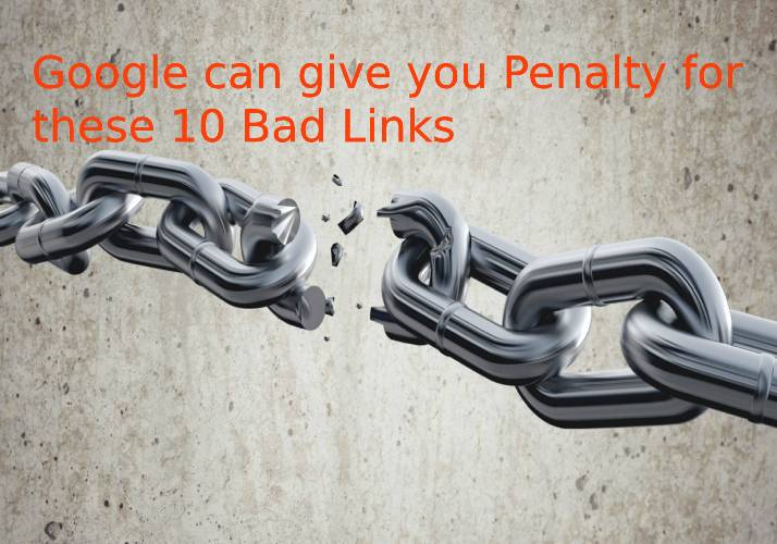 Bad Links