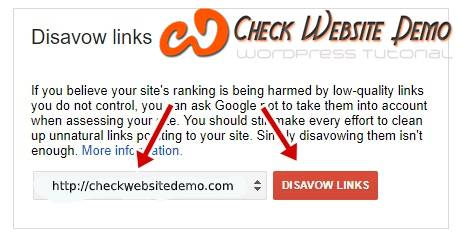 check bad backlink